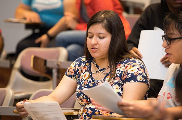 Academic Skills Program